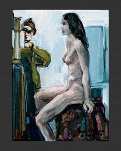 103]    ARTIST & MODEL
