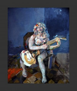 69]    GUITAR MUSE - OIL