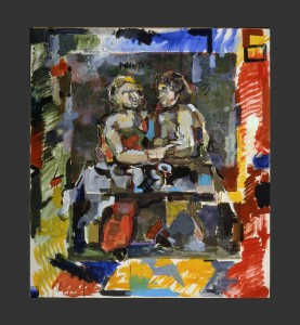 174]   BERLIN NIGHTS - OIL