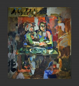 175]   BERLIN NIGHTS - OIL