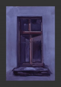 188]    BERLIN WINDOWS - OIL