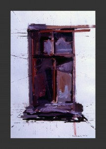 189]    BERLIN WINDOWS - OIL